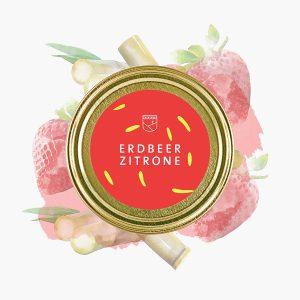 Erdbeere Zitrone