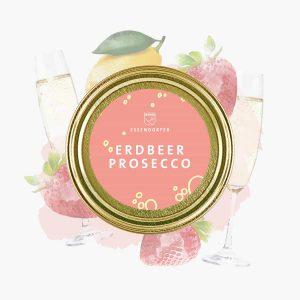 Erdbeer Prosecco