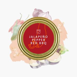 Jalapeno Pepper Red BBQ