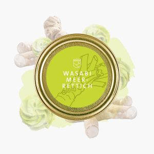Wasabi Meerrettich